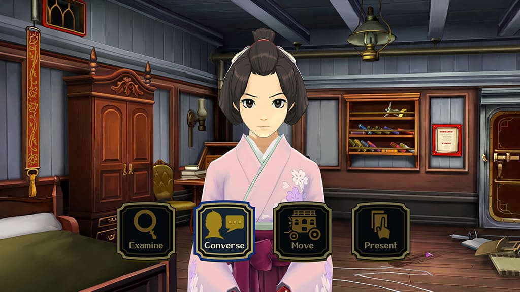The Great Ace Attorney Chronicles mobile