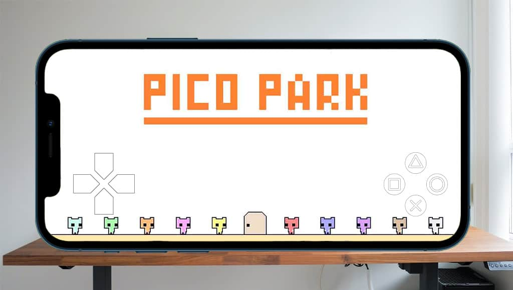 pico park on iphone 12